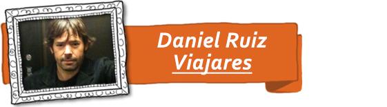 Daniel, del blog de viajes Viajares.
