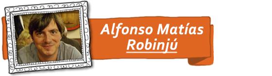 Alfonso, del blog de viajes Robinjú.