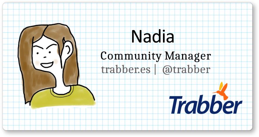 Nadia de Trabber.