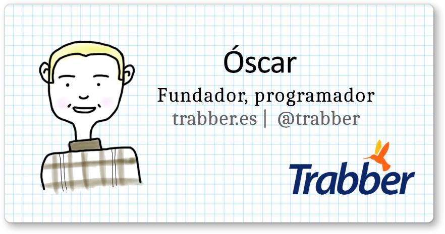 Óscar de Trabber.