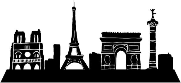 Ofertas de vuelos a París en Semana Santa.