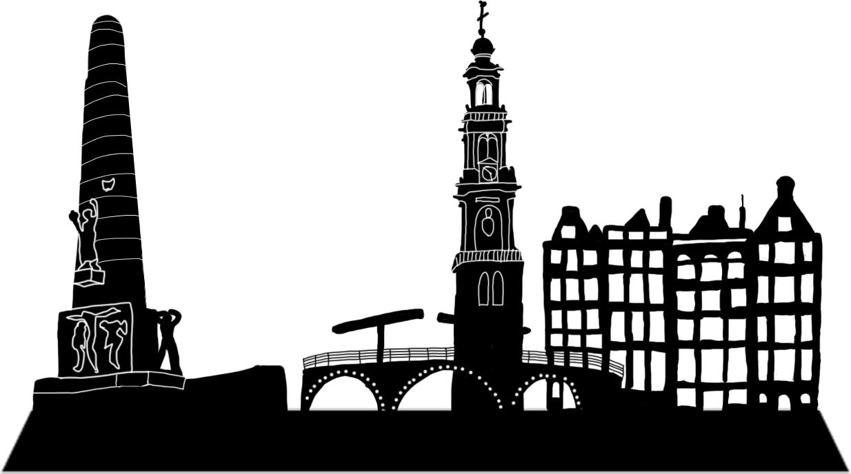Ofertas de vuelos a Amsterdam en Semana Santa.