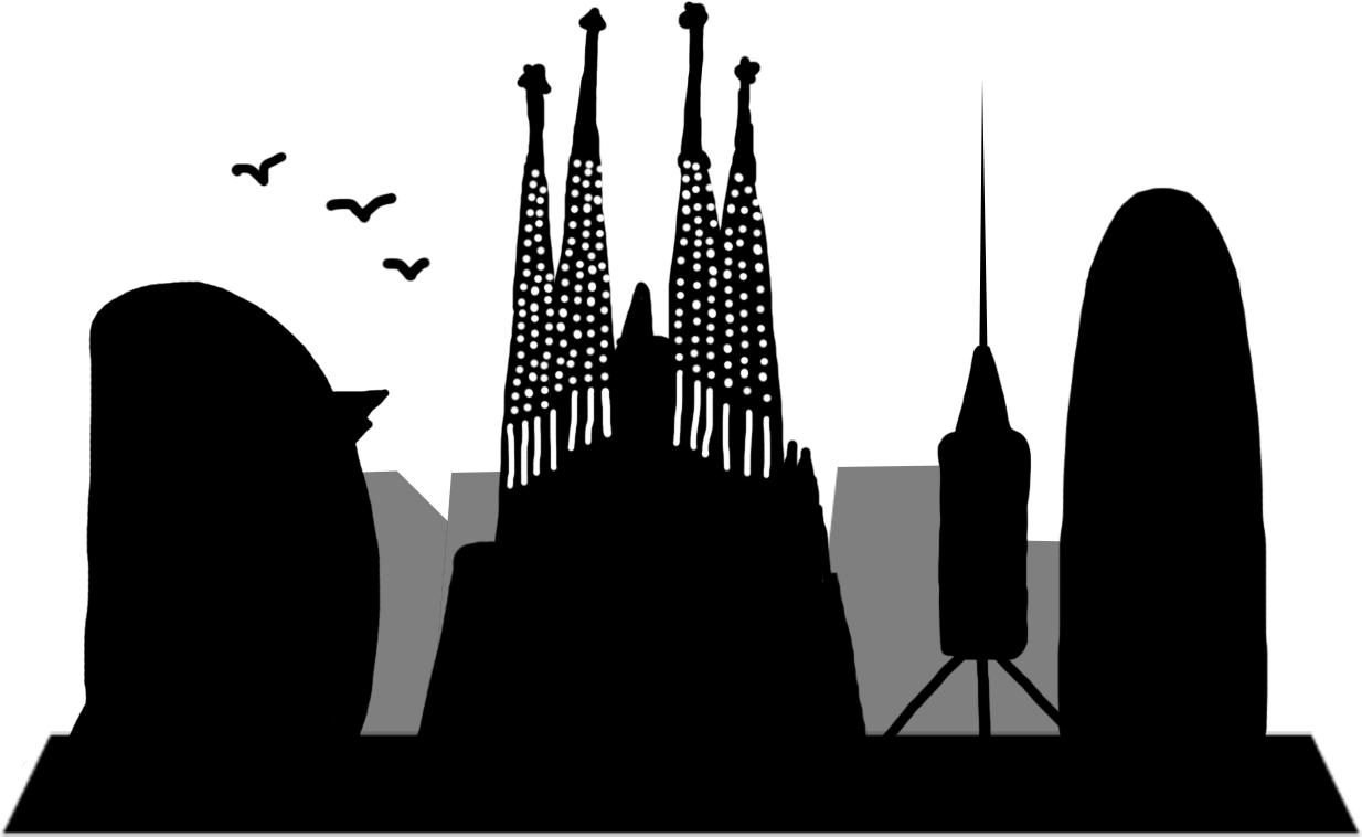 Ofertas de vuelos a Barcelona en Semana Santa.