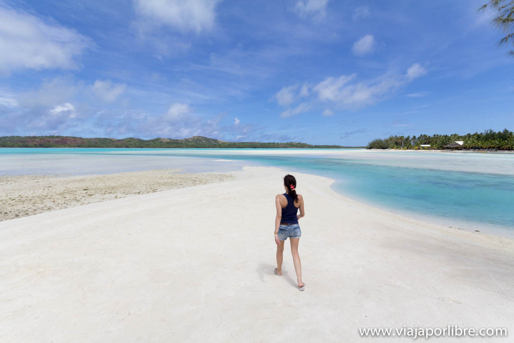 Islas Cook - Aitutaki Lagoon Resort & Spa