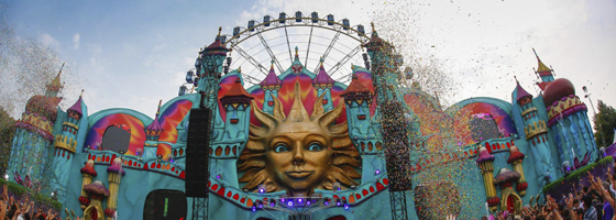 festivales tomorrowland