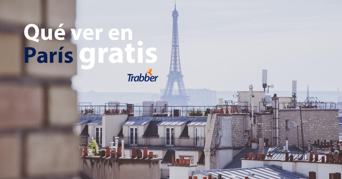 París gratis