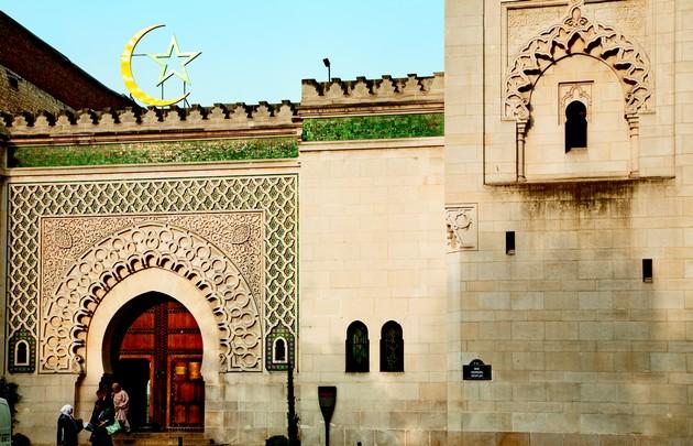 Grande Mosquée París