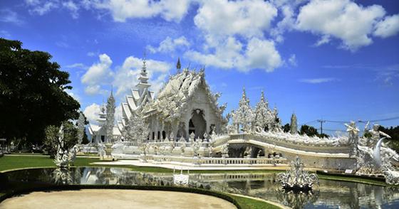 Ciudades sorprendentes Chiang Rai