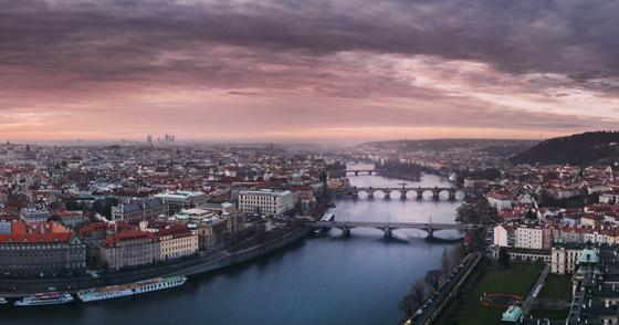 Ciudades sorprendentes: Praga