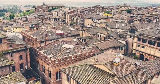 Ciudades sorprendentes Siena