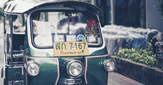 Ciudades sorprendentes: Bangkok