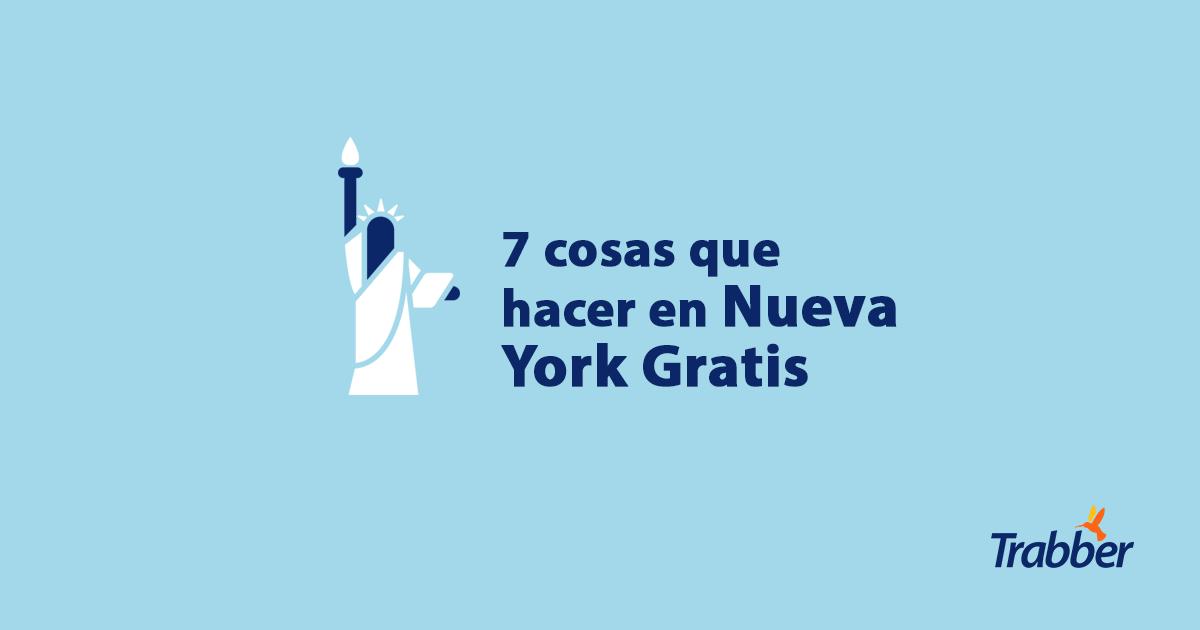 7 cosas que hacer en Nueva York gratis