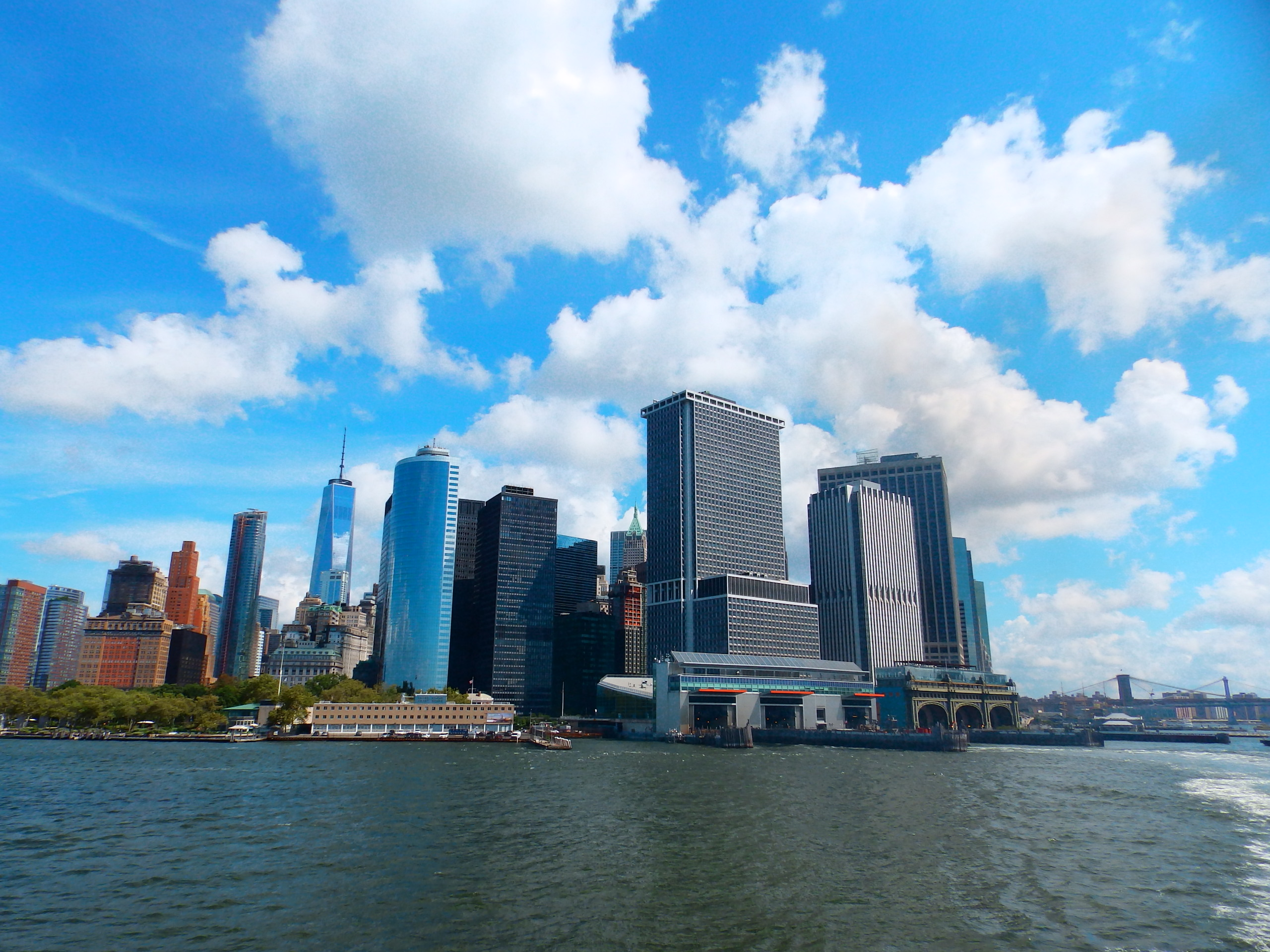 Nueva York ferry