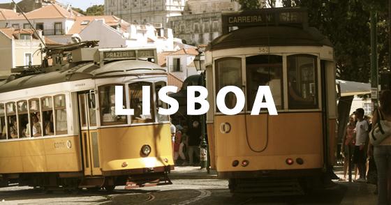 San Valentín en Lisboa