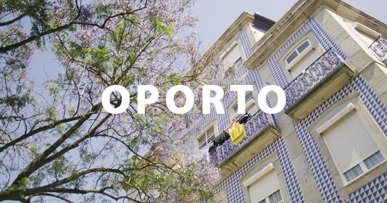 San Valentín en Oporto