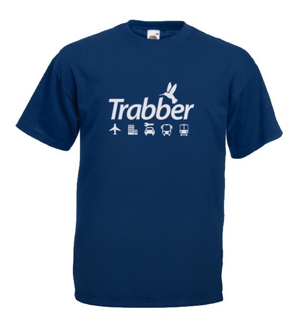 Encuesta Trabber Camiseta