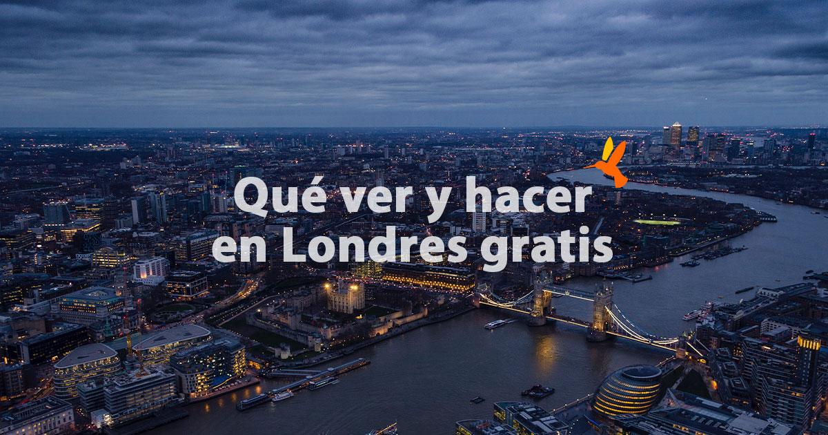 Londres gratis