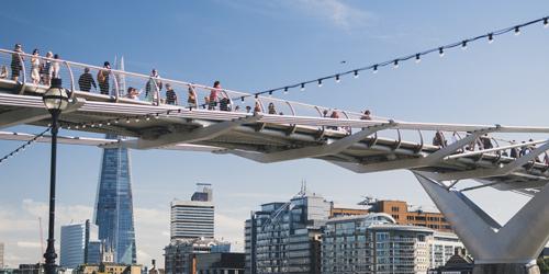 Londres Gratis Puente
