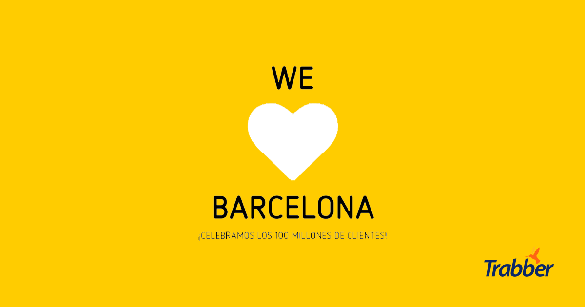 Oferta Vueling We Love Barcelona