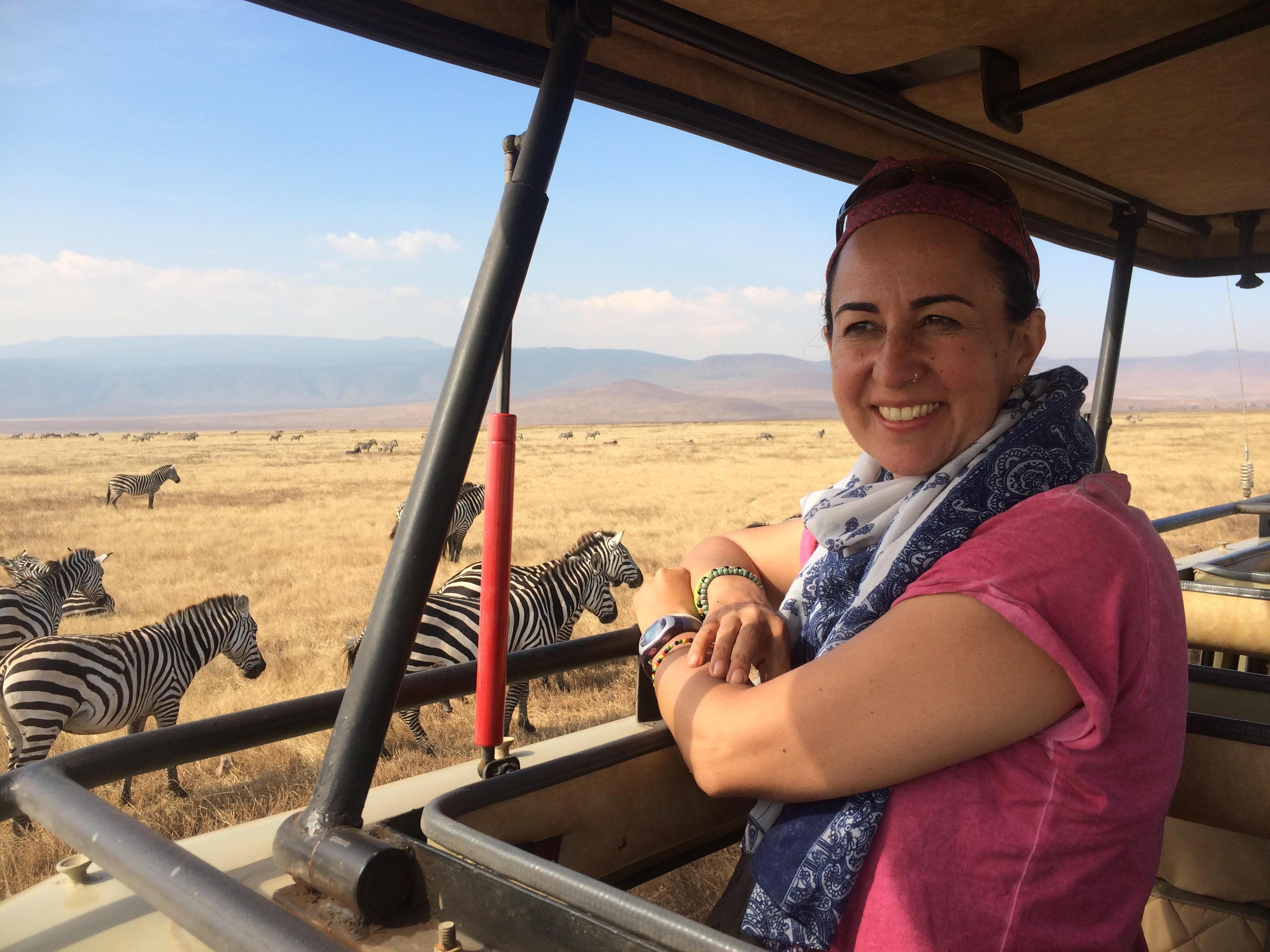 Tanzania en vacaciones
