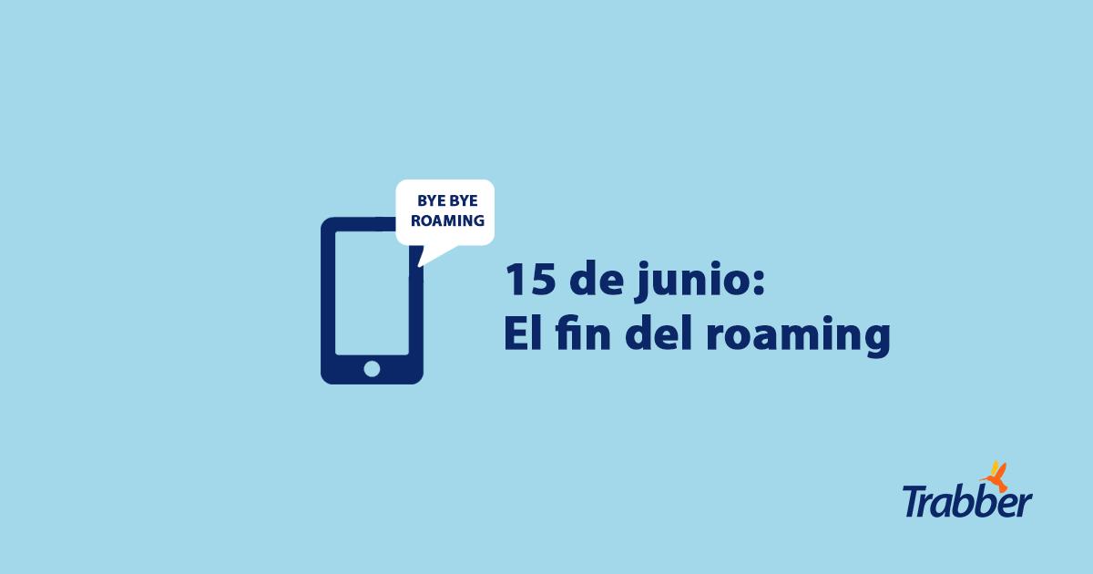 El fin del roaming