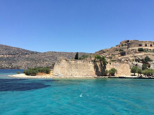 Creta en vacaciones