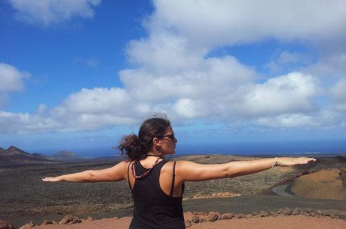 Lanzarote en vacaciones