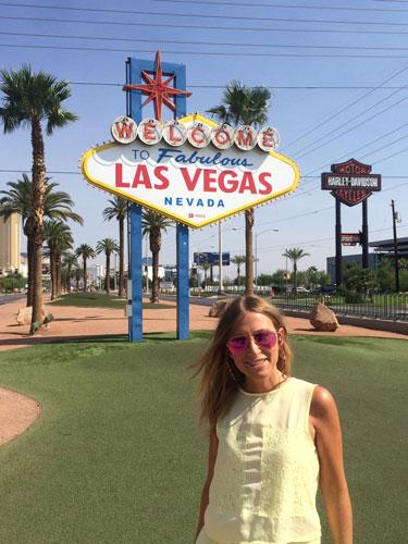 Las Vegas en vacaciones