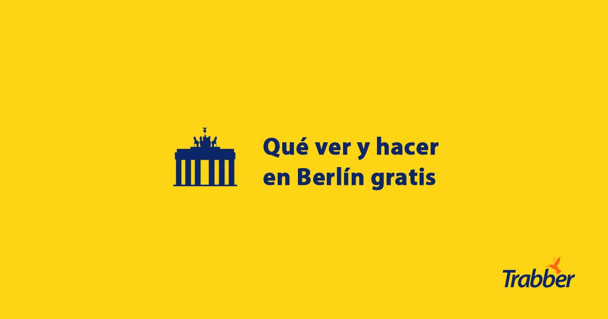 Berlín gratis