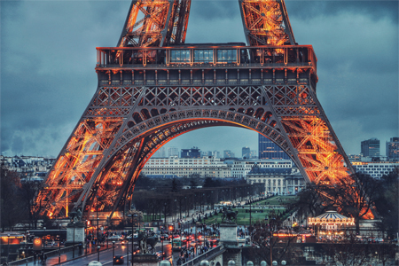nochevieja en paris