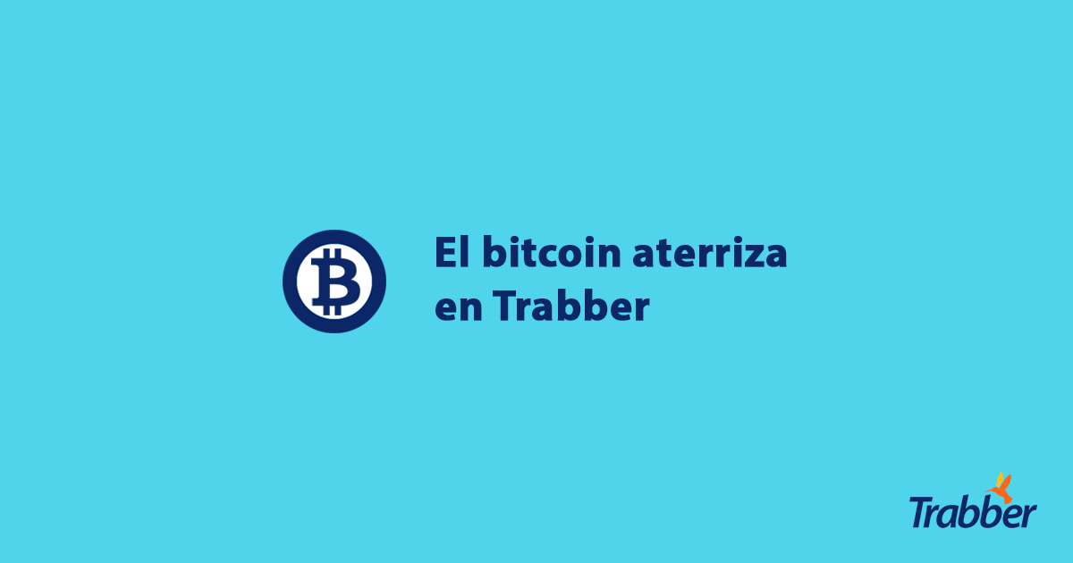 bitcoins en Trabber