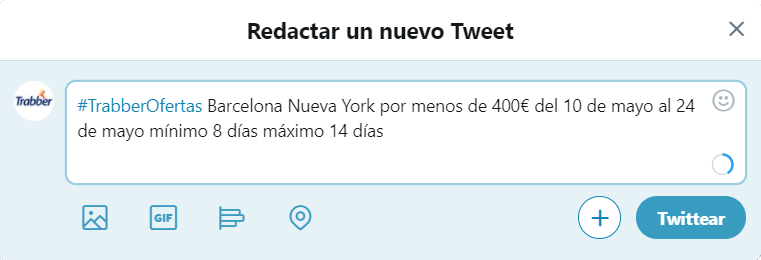 Ofertas Twitter 6