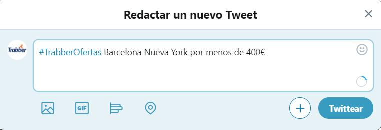 Ofertas Twitter 2