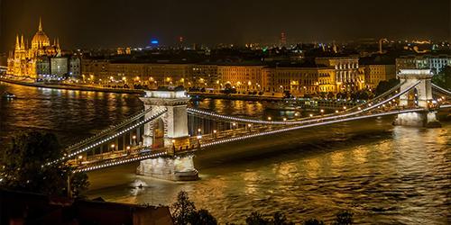 San Valentín en Budapest