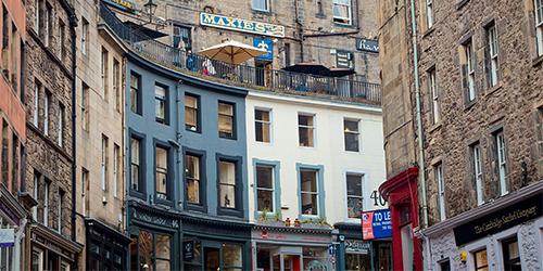 50 cosas para ver y hacer gratis en Edimburgo.