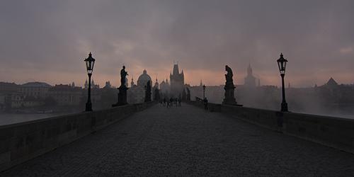 San Valentín en Praga