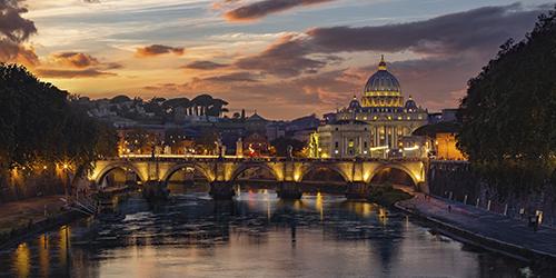 San Valentín en Roma