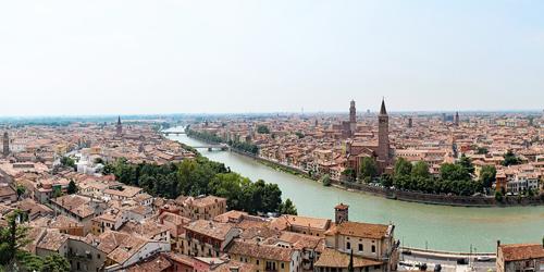 San Valentín en Verona