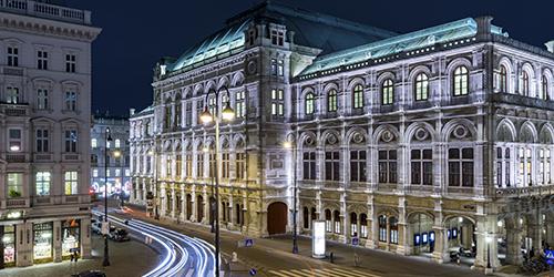 San Valentín en Viena