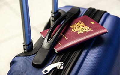 pérdida o robo del pasaporte en el extranjero