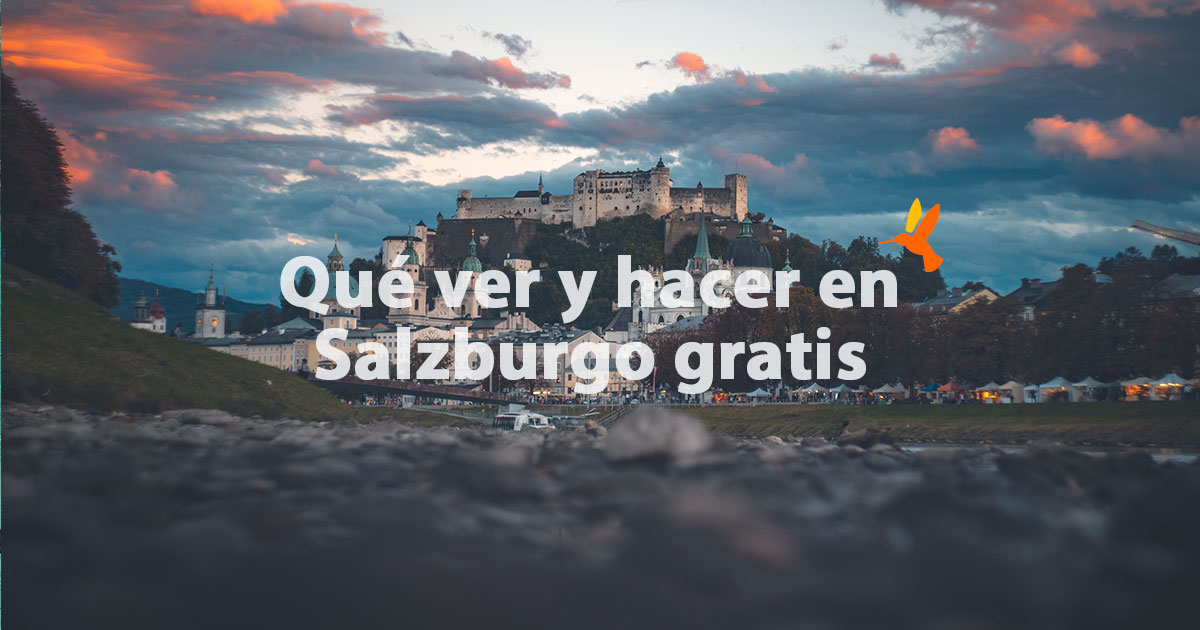 Viajar a Salzburgo
