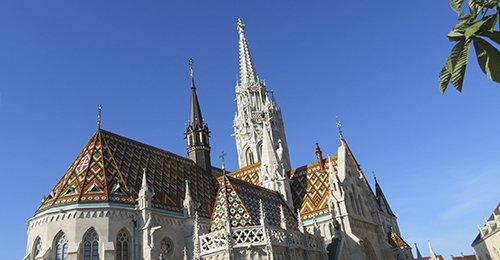 guía de budapest - iglesia san matias