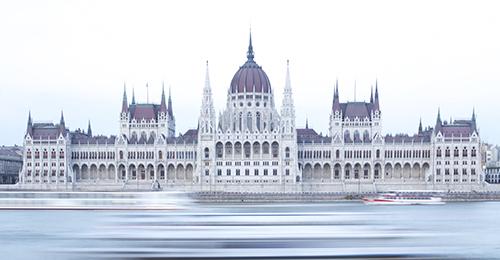 guía de budapest - parlamento