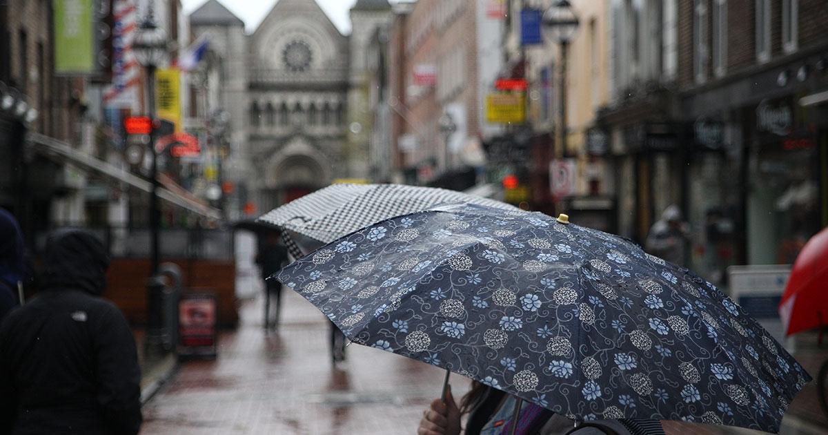 Centro Dublín.