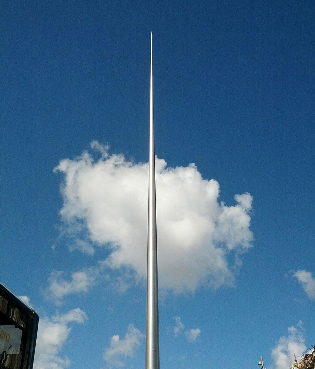 Spire, Dublín