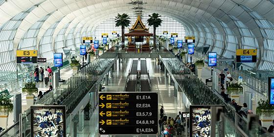 Aeropuertos, un lugar donde solicitar la devolución de impuestos