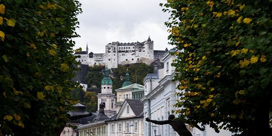 Vacaciones verano: Salzburgo