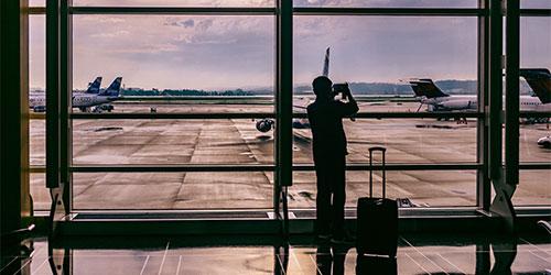 Aeropuertos ida y vuelta