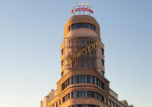 La Casa de Papel en Madrid