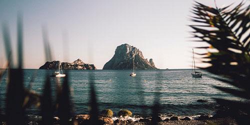 Ibiza en agosto